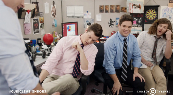 Seth Rogen, Zac Efron, Workaholics