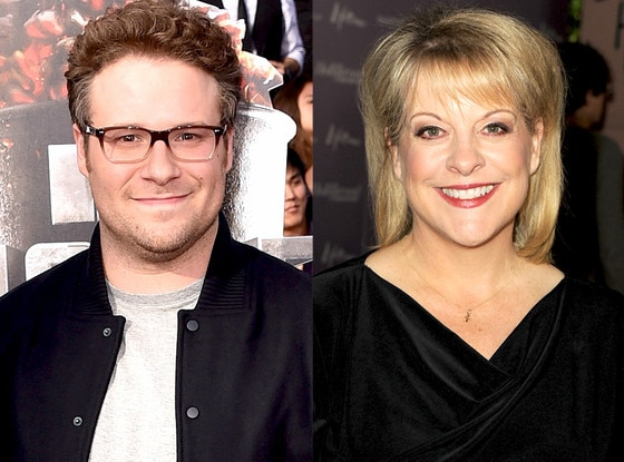 Seth Rogen, Nancy Grace
