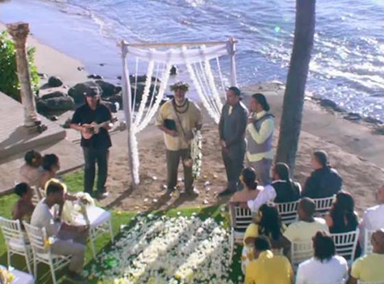 TD Clip, Trinity Wedding