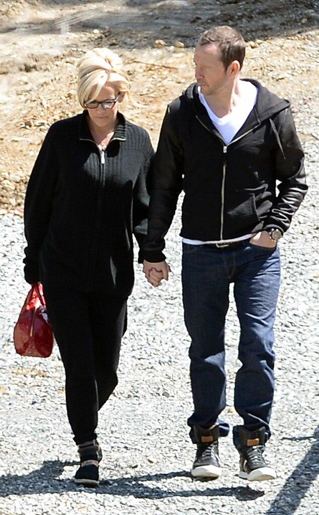 Jenny McCarthy, Donnie Wahlberg