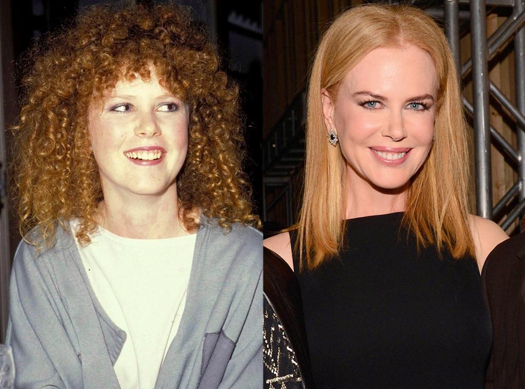 Nicole Kidman From Celebs Then Amp Now E News