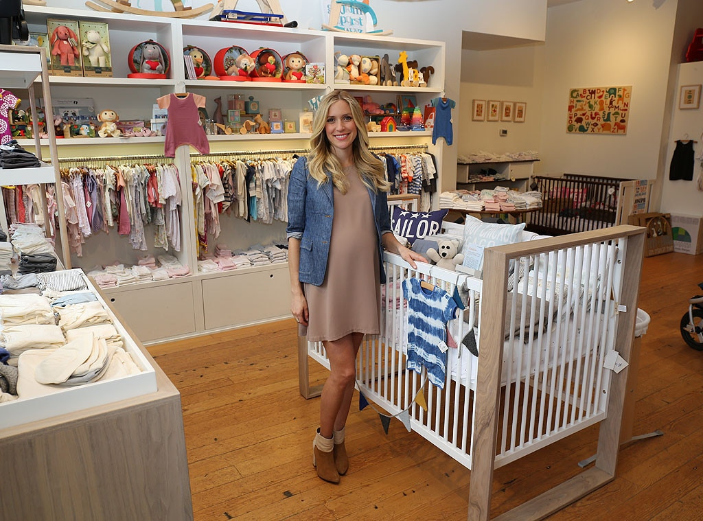 Kristin Cavallari, First Outfit, Baby Store