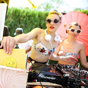 Mia Moretti, Marcelle Harlow, Coachella