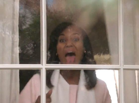 Scandal, Bloopers