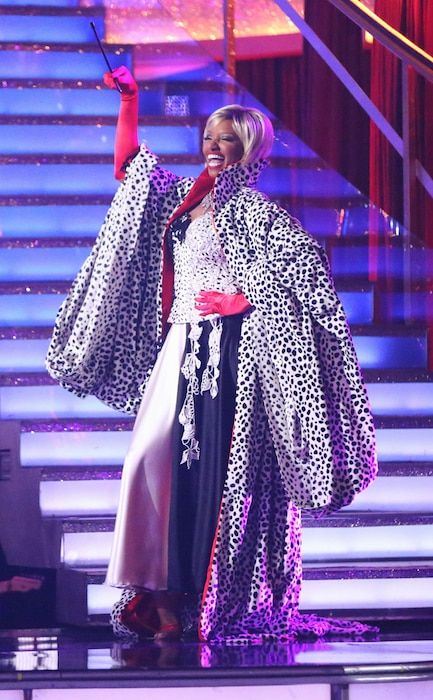 Nene Leakes, Dancing with the Stars