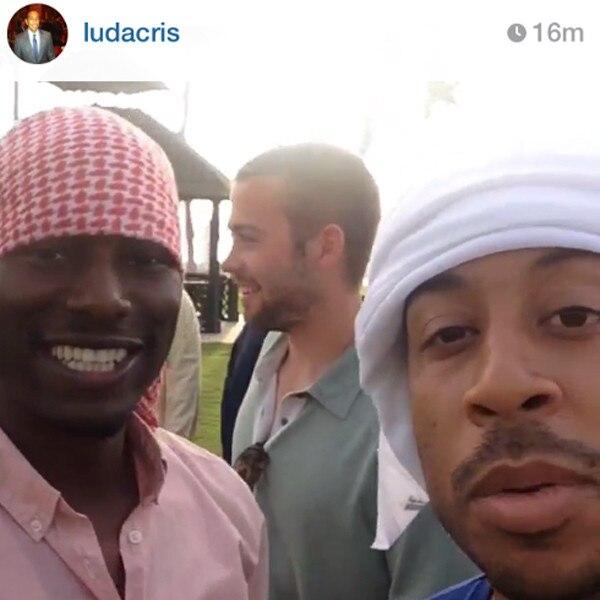 Ludacris, Instagram