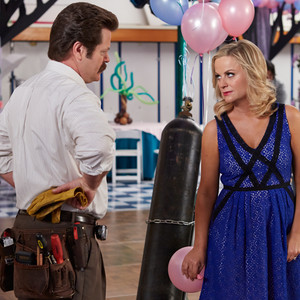 Nick Offerman, Amy Poehler, Parks and Recreation