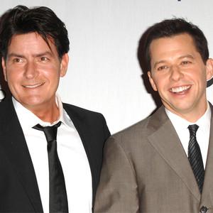 Charlie Sheen, Jon Cryer
