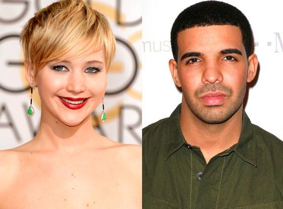 Jennifer Lawrence, Drake