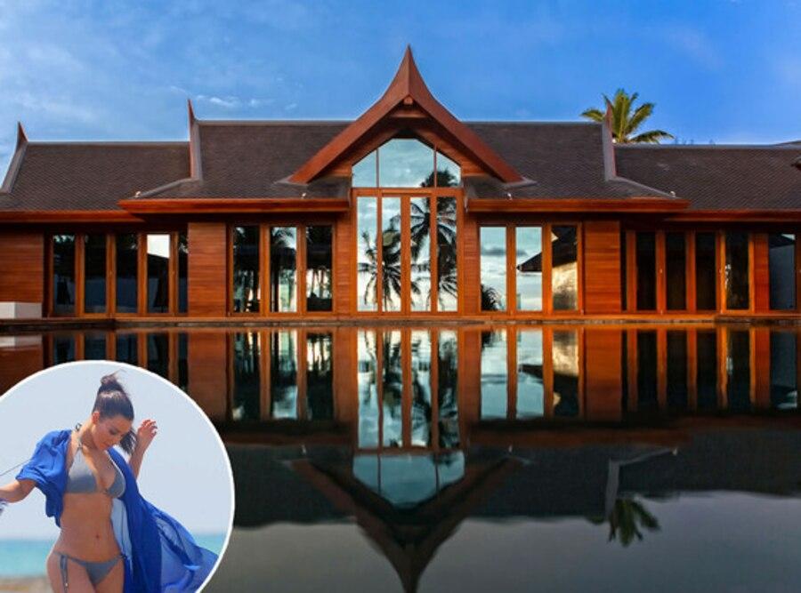 Kardashian Thailand Resort, Kim Kardashian