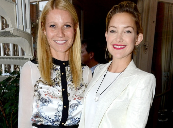 Gwyneth Paltrow, Kate Hudson