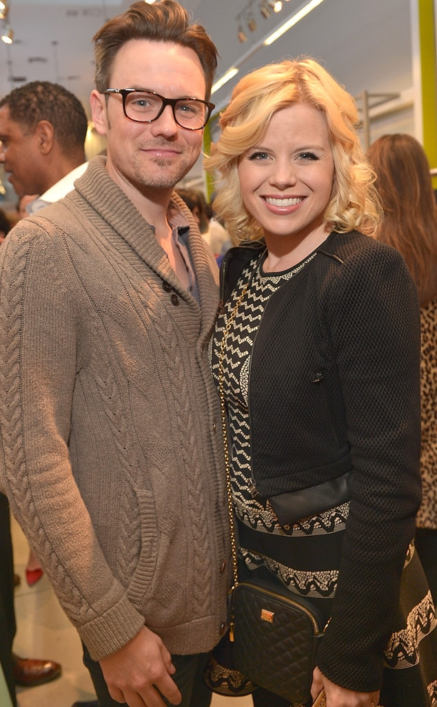 Megan Hilty, Brian Gallagher
