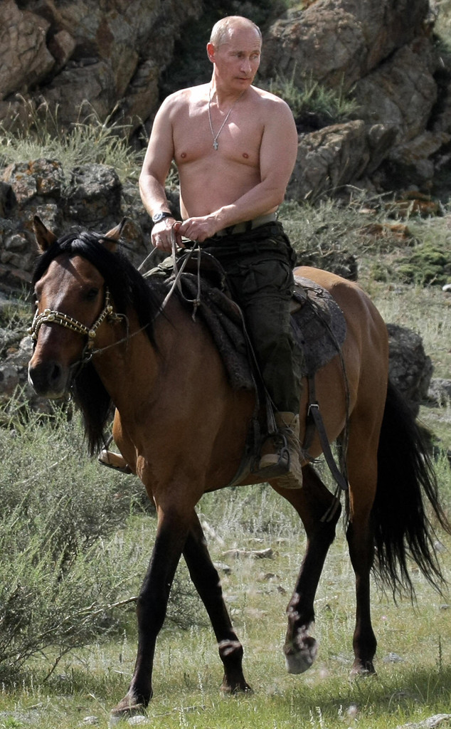 Vladimir Putin, Horse