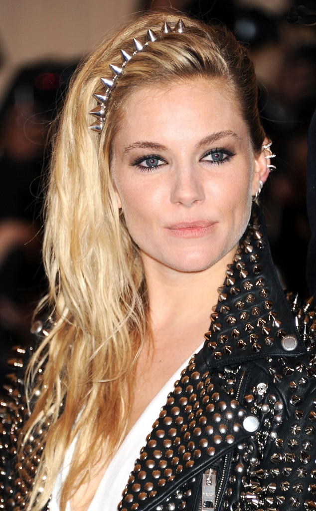 Sienna Miller from Celebs Who Have Rocked the Ear Cuff ...