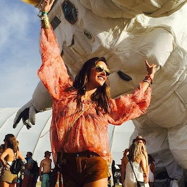 Alessandra Ambrosio, Coachella