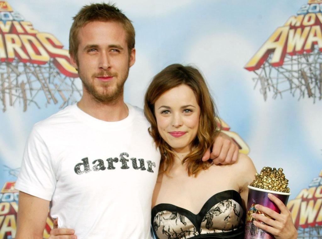 Ryan Gosling, Rachel McAdams
