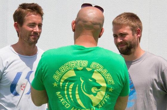 Vin Diesel, Paul Walker Brothers