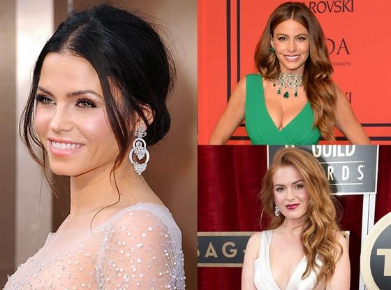 Sofia Vegara, Isla Fisher, Jenna Dewan-Tatum, Jen Atkin