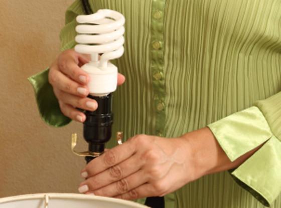 Fluorescent Lightbulb