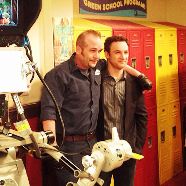 Ben Savage, Girl Meets World, Instagram