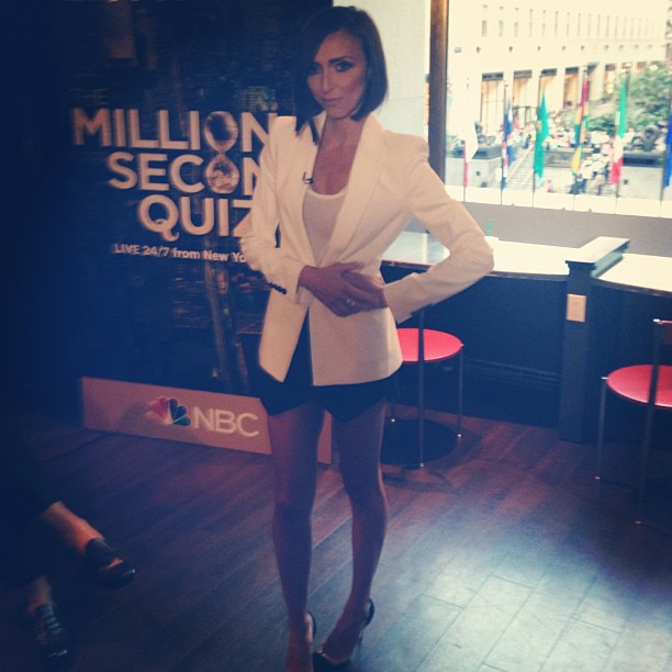 Giuliana Rancic Makes the Hottest Fashionista