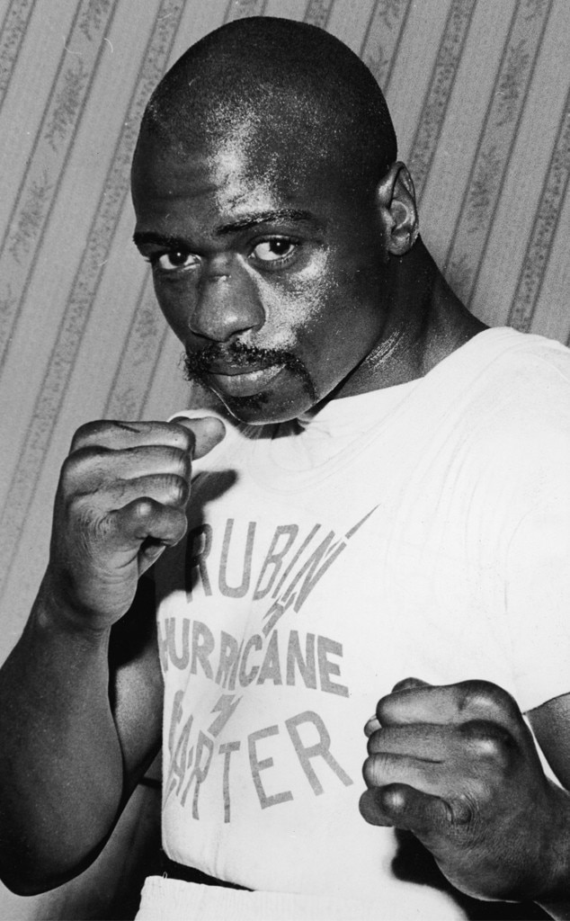 "Rubin,""Hurricane"", Carter"