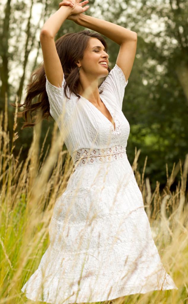 Eco-friendly dress