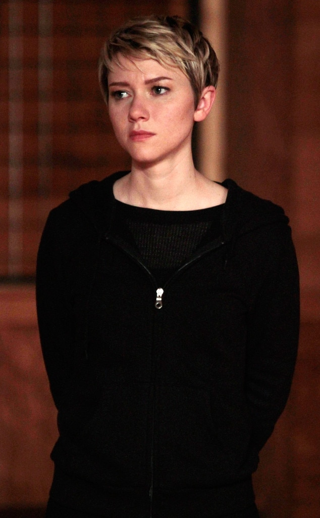 The Following, Valorie Curry