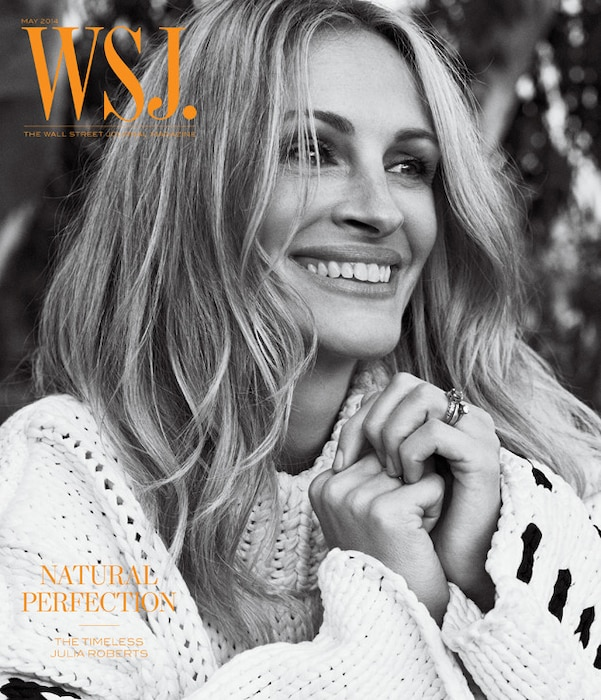 Julia Roberts, WSJ Magazine