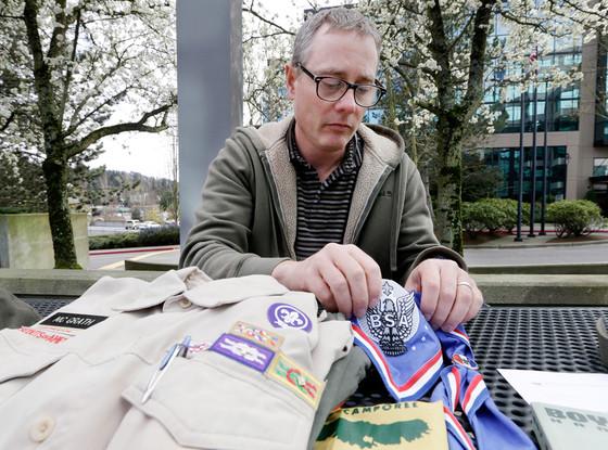 Boy Scouts, Geoff McGrath