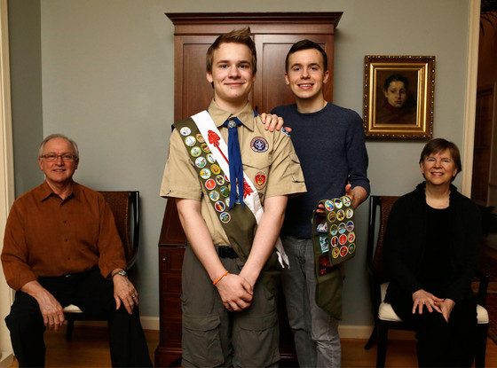 Boy Scouts, Pascal Tessier