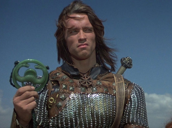 Conan the Barbarian, 1982