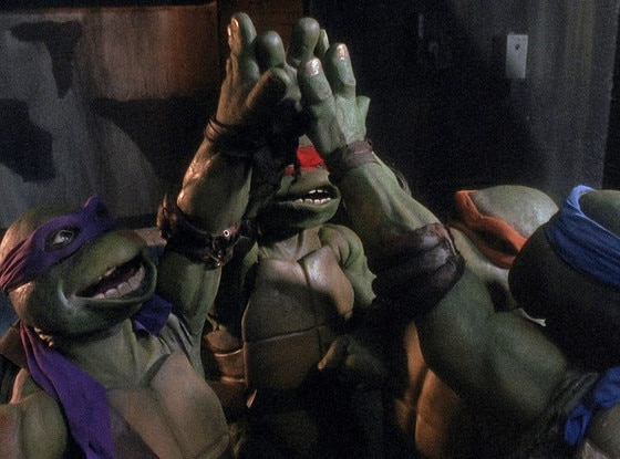 Teenage Mutant Ninja Turtles, 1990