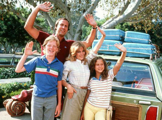 National Lampoon's Vacation, 1983