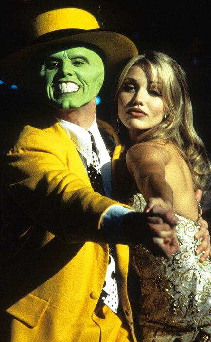 \Cameron Diaz, The Mask, 90s Week/Breakout Roles