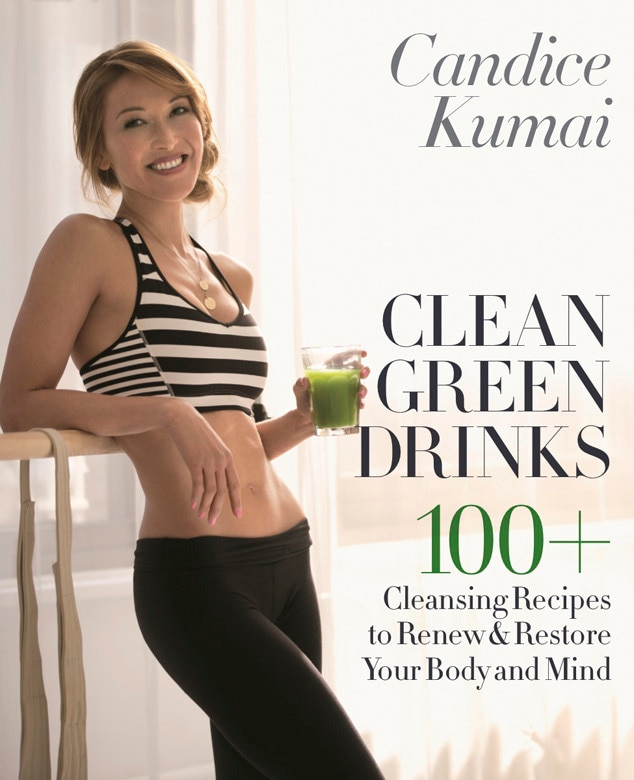 Candice Kumai's juice recipes