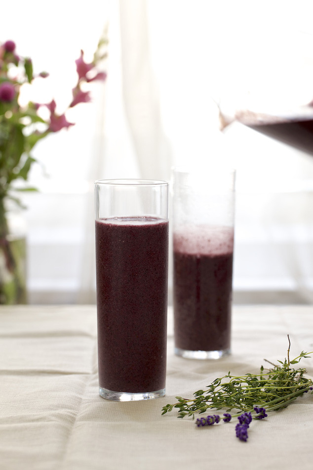 Candice Kumai's juice recipes
