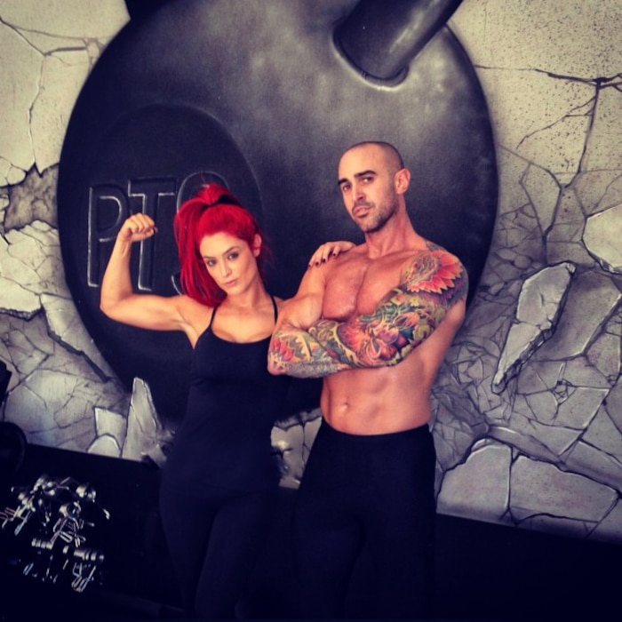 Eva Marie and Jonathan Coyle's Love Story