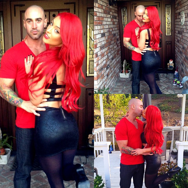 Home For The Holidays From Eva Marie And Jonathan Coyle S