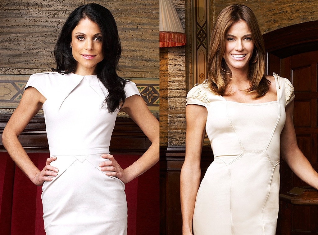 Kelly Bensimo, Bethenny Frankel, Real Housewives Fights