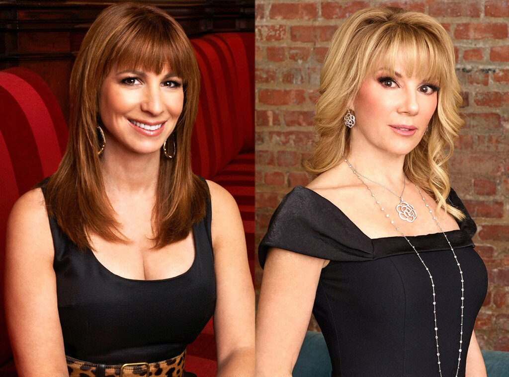 Ramona Singer, Jill Zarin, Real Housewives Fights
