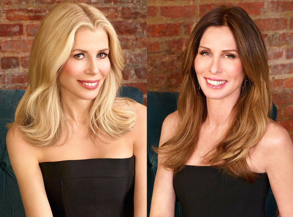 Carole Radziwill, Aviva Drescher, Real Housewives Fights