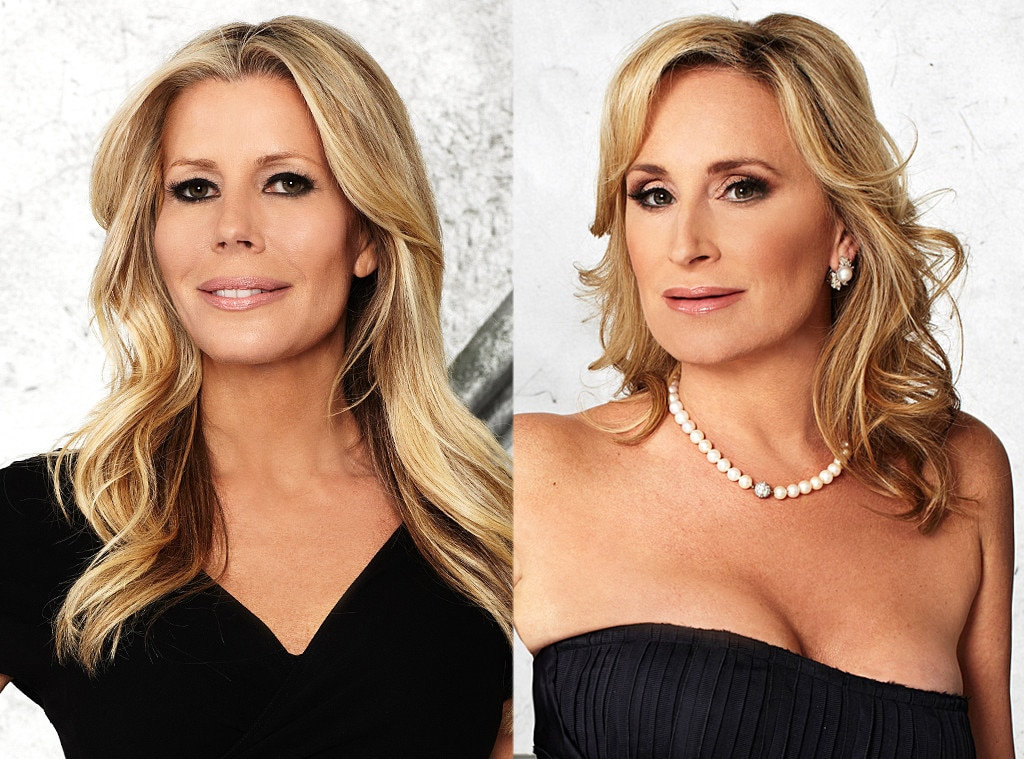 Sonja Morgan, Aviva Drescher, Real Housewives Fights