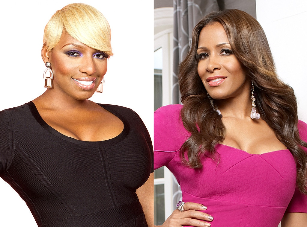 Sheree Whitfield, Nene Leakes, Real Housewives Fights