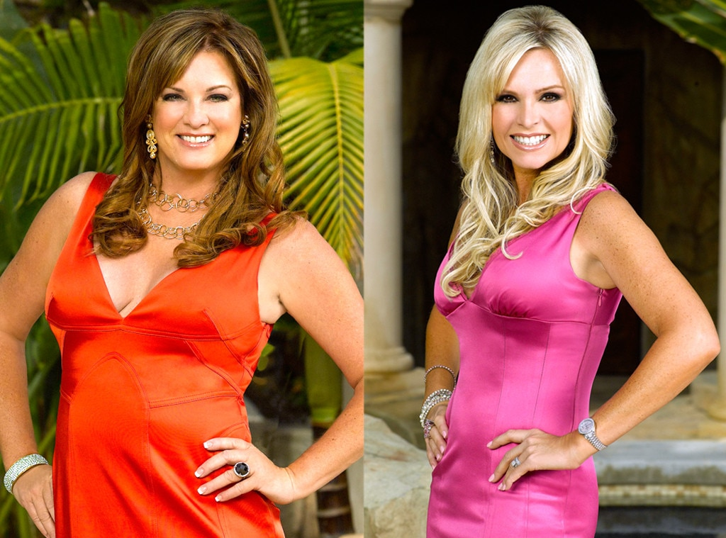Jeana Keough, Tamra Judge, Real Housewives Fights