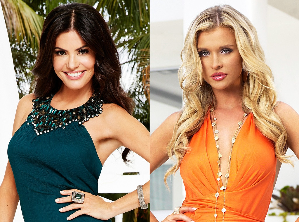 Joanna Krupa, Adriana De Moura, Real Housewives Fights
