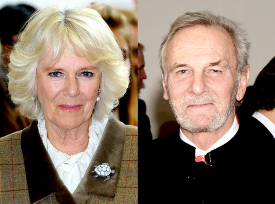 Camilla, Duchess of Cornwall, Mark Shand