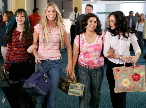Sisterhood of the Traveling Pants
