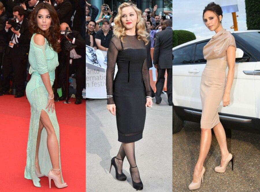 Brian Atwood, Madonna, Eva Longoria, Victoria Beckham