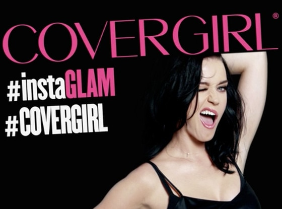 Katy Perry, CoverGirl
